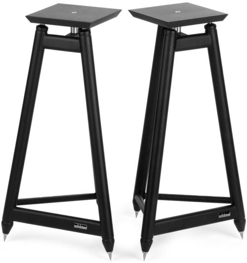 Solidsteel SS-6 Speaker Stands @ Audio Therapy