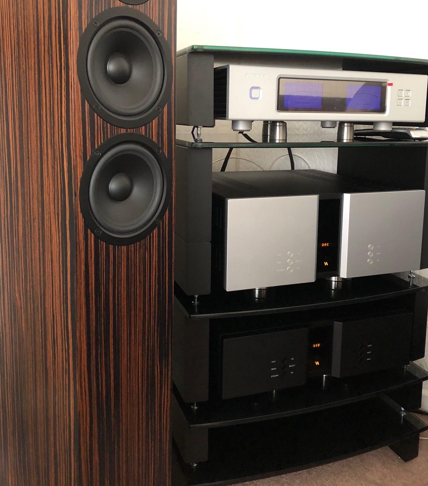 Vitus & PMC Fact 8 @ Audio Therapy