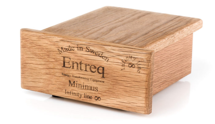 Entreq Minimus Infinity @ Audio Therapy