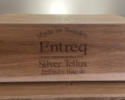 Entreq Silver Tellus Infinity @ Audio Therapy