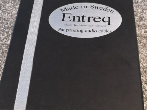 Entreq Silver RCA Ground Cable @ Audio Therapy