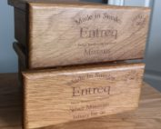 Entreq Infinity Ground Boxes @ Audio Therapy