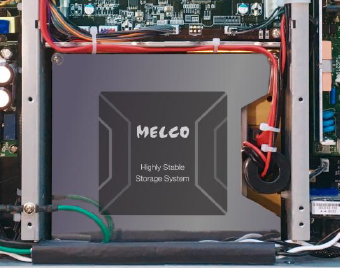 Melco Hard Drive @ Audio Therapy