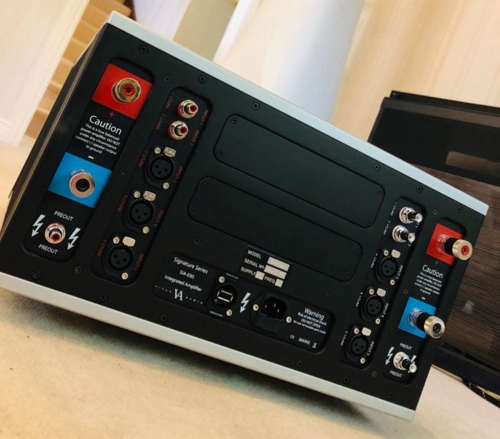 Vitus SIA-030 Integrated Amplifier @ Audio Therapy