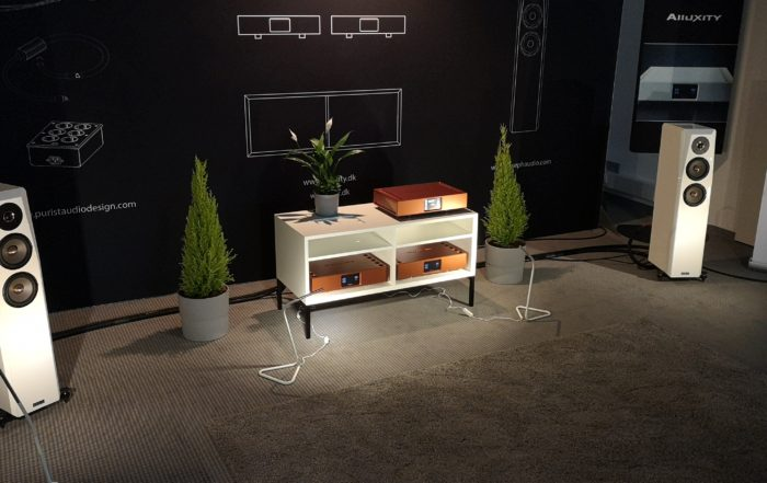 Alluxity at Munich High End 2019 @ Audio Therapy