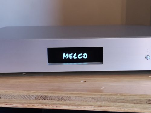 Melco N1A/1 @ Audio Therapy
