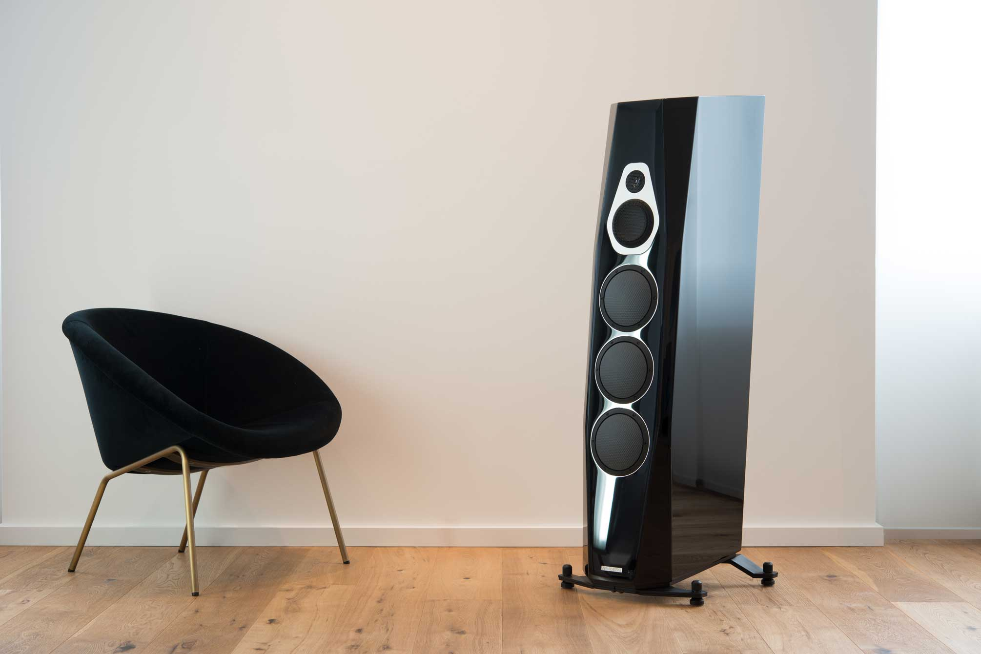 Vimberg Mino Loudspeakers @ Audio Therapy