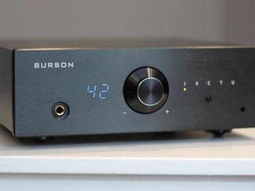 Burson Conductor V2 Headphone Amplifier @ Audio Therapy
