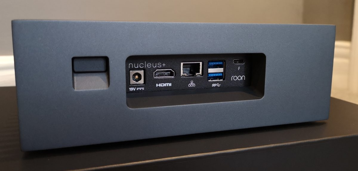 Roon Nucleus+ @ Audio Therapy