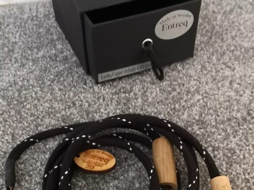 Entreq Challenger Infinity USB Ground Cable @ Audio Therapy