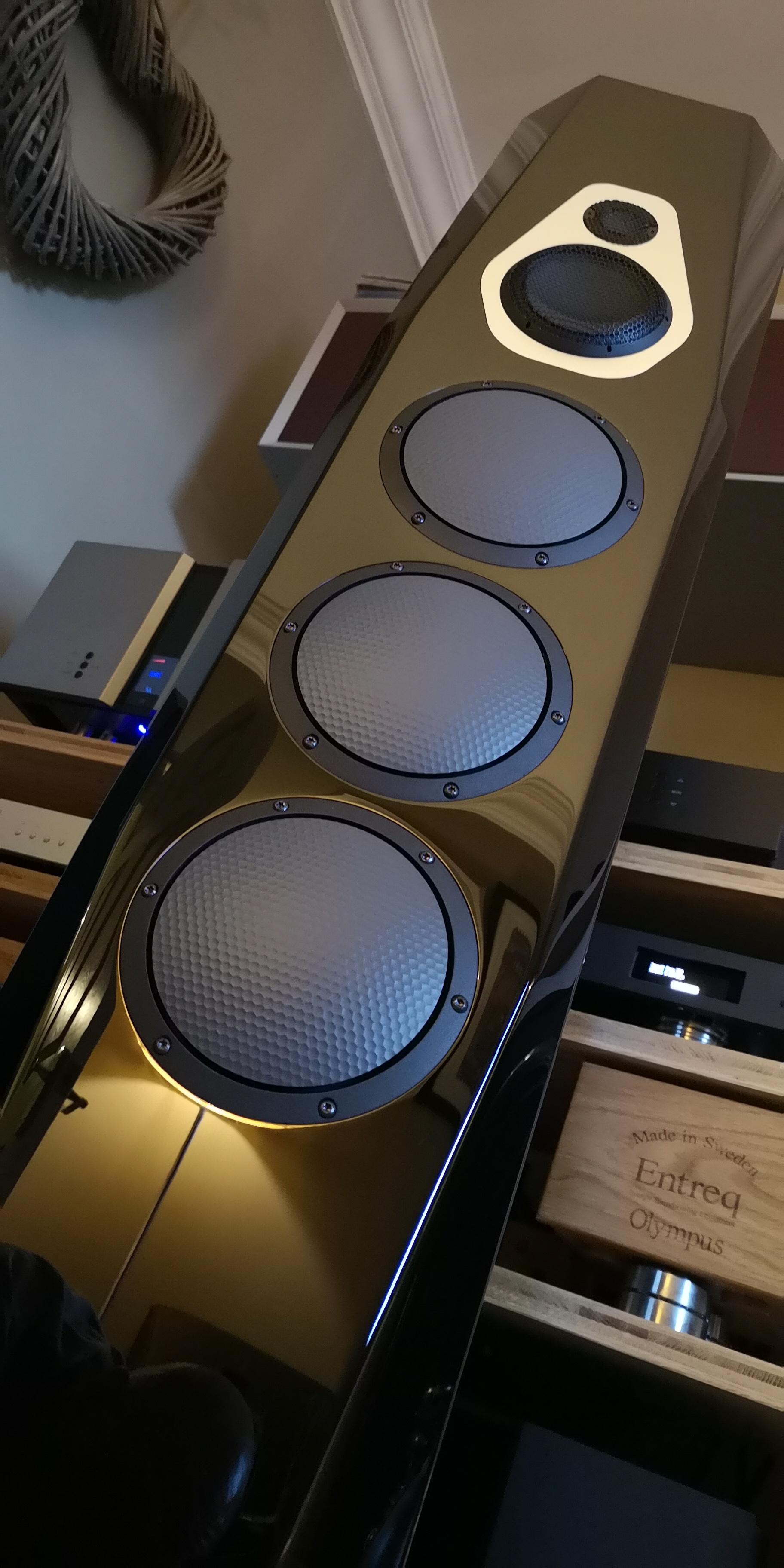 Vimberg Mino Loudspeakers @ Audio Therapy