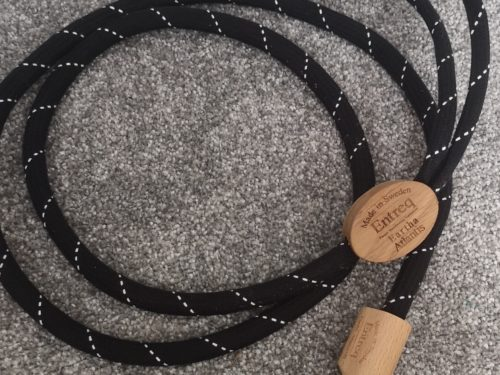 Entreq Atlantis XLR Ground Cable @ Audio Therapy