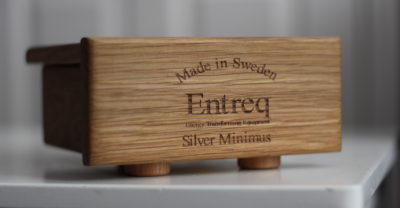 Entreq Silver Minimus @ Audio Therapy