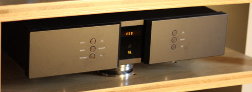 Melco and Vitus @ Audio Therapy