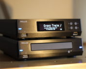 Melco N100 & D100 @ Audio Therapy