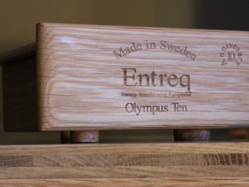 Entreq Olympus Ten Ground Box @ Audio Therapy