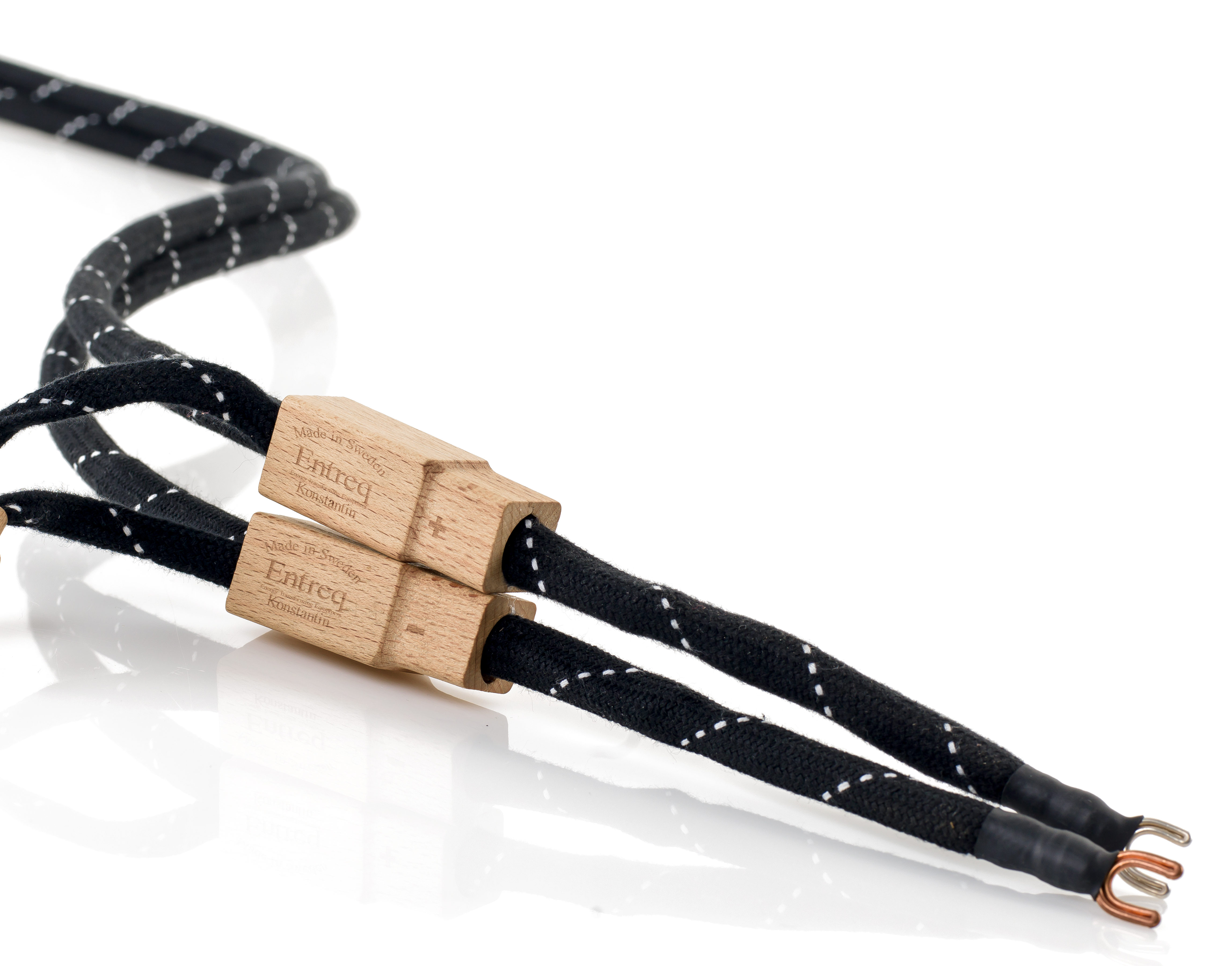 Entreq Konstantin Infinity Speaker Cable @ Audio Therapy