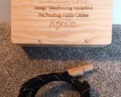 Entreq Apollo RCA Ground Cable @ Audio Therapy