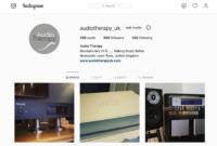 Instagram @ Audio Therapy