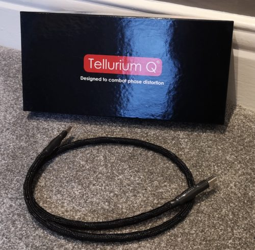 Tellurium Q Black USB Cable @ Audio Therapy