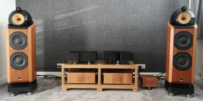 Vitus, B&W, Entreq & Stillpoints @ Audio Therapy