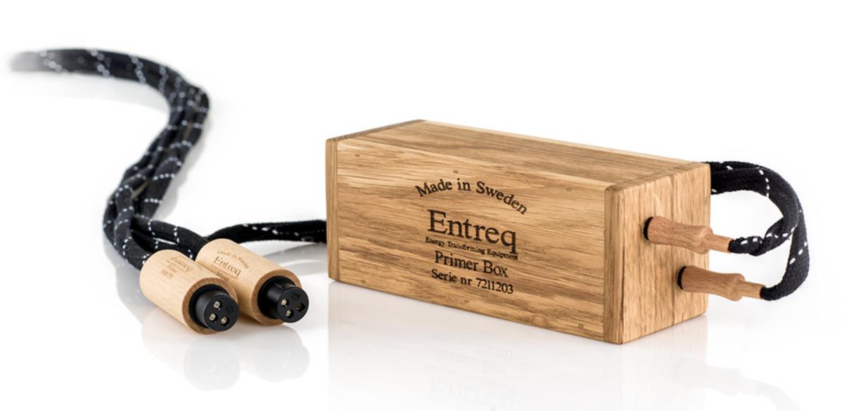 Entreq Primer Pro @ Audio Therapy