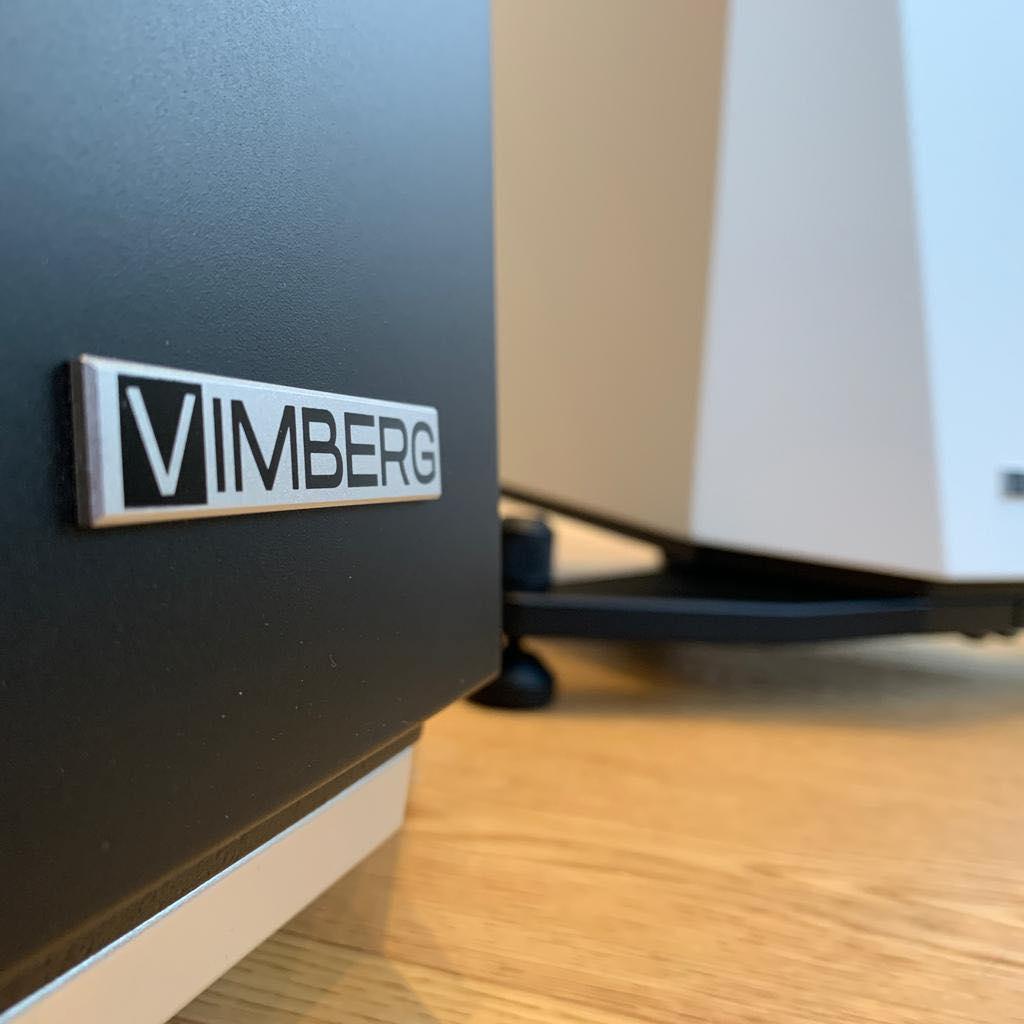 Vimberg close up @ Audio Therapy