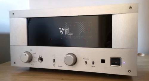 VTL IT-85 Integrated Amplifier @ Audio Therapy