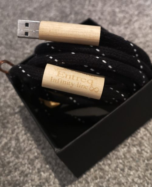 Entreq Copper Infinity USB Ground Cable @ Audio Therapy