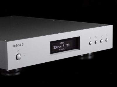 Melco N1ZH/2 @ Audio Therapy