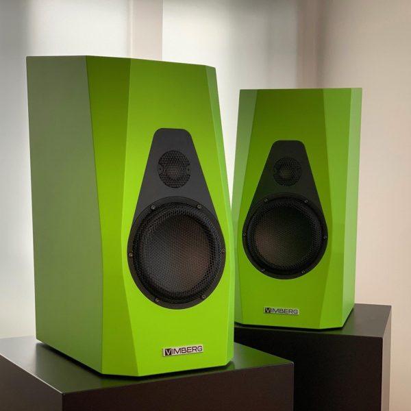 Vimberg Amea Green @ Audio Therapy