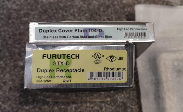 Furutech GTX-D @ Audio Therapy