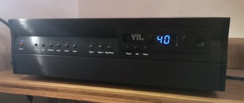 VTL TL6.5 Preamp @ Audio Therapy