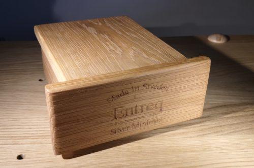 Entreq Silver Minimus Ground Box @ Audio Therapy