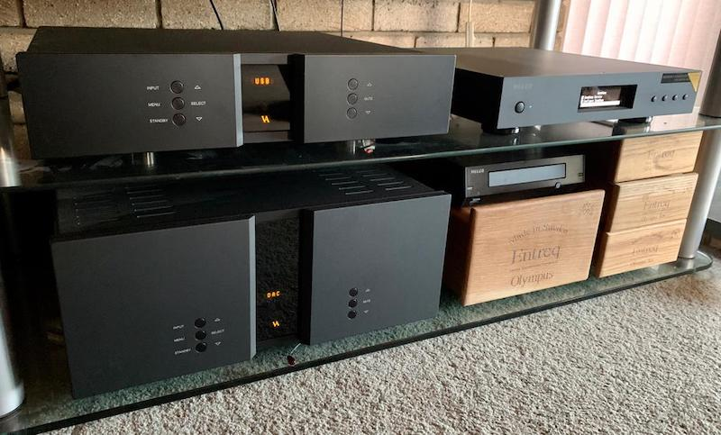 Vitus RD-101 and RI-101 @ Audio Therapy
