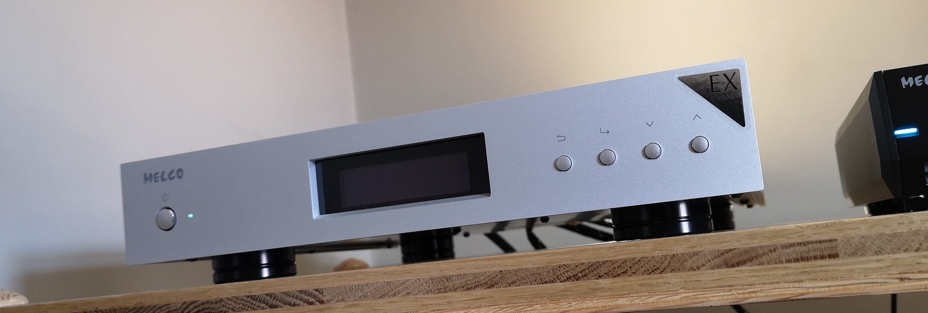 Melco N1ZH/EX @ Audio Therapy
