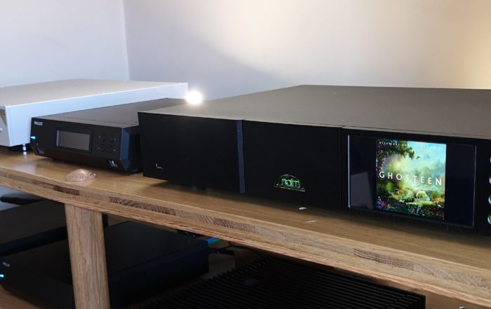 Naim NDX2 and Melco @ Audio Therapy