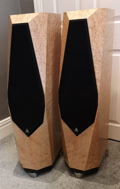 Avalon PM1 Loudspeakers @ Audio Therapy