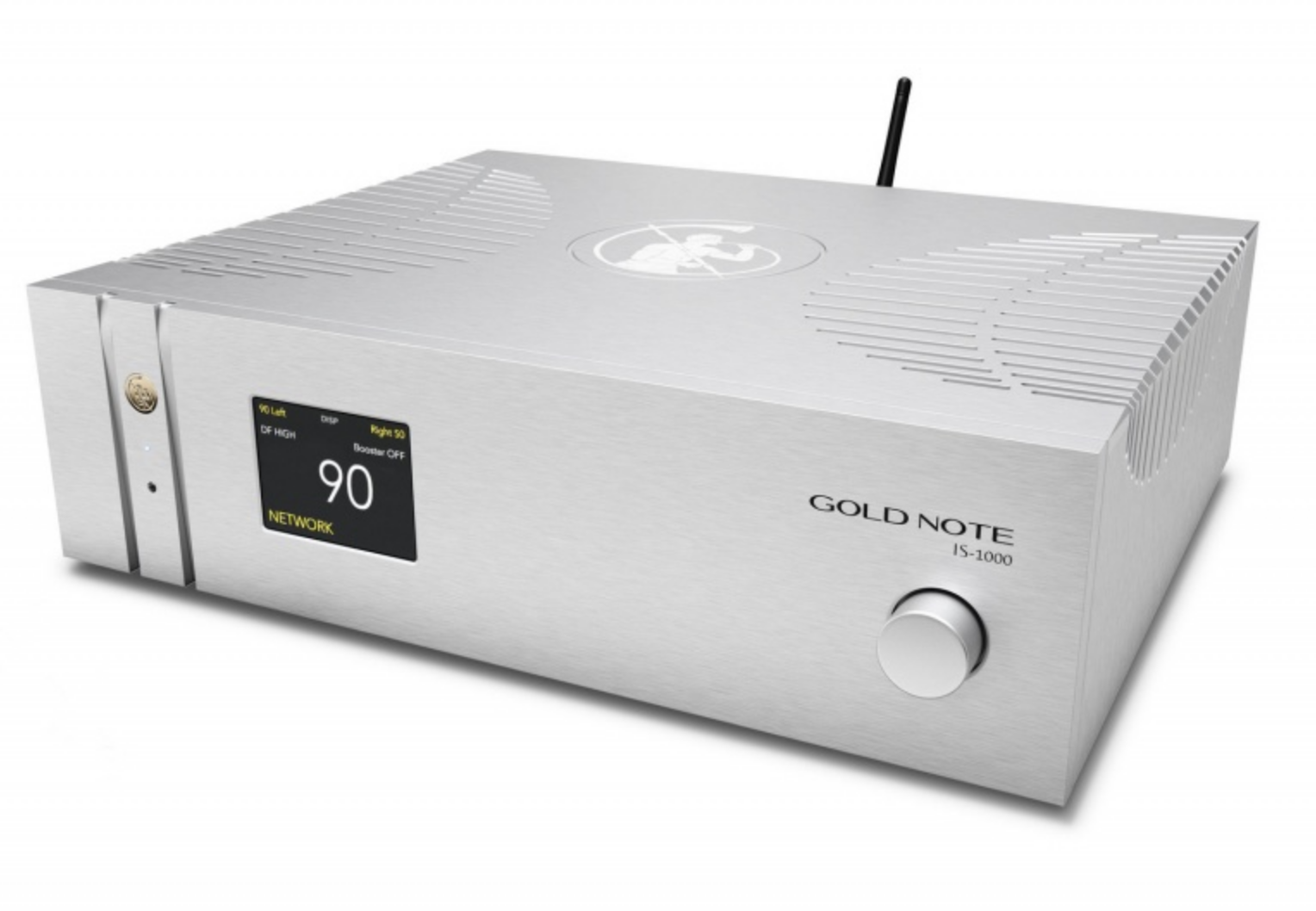 Gold Note IS1000 Integrated Amplifier @ Audio Therapy