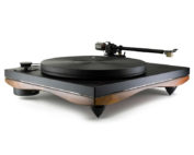 Gold Note Pianosa Turntable Walnut @ Audio Therapy