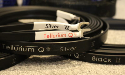 Tellurium Q Silver II Speaker Cable @ Audio Therapy