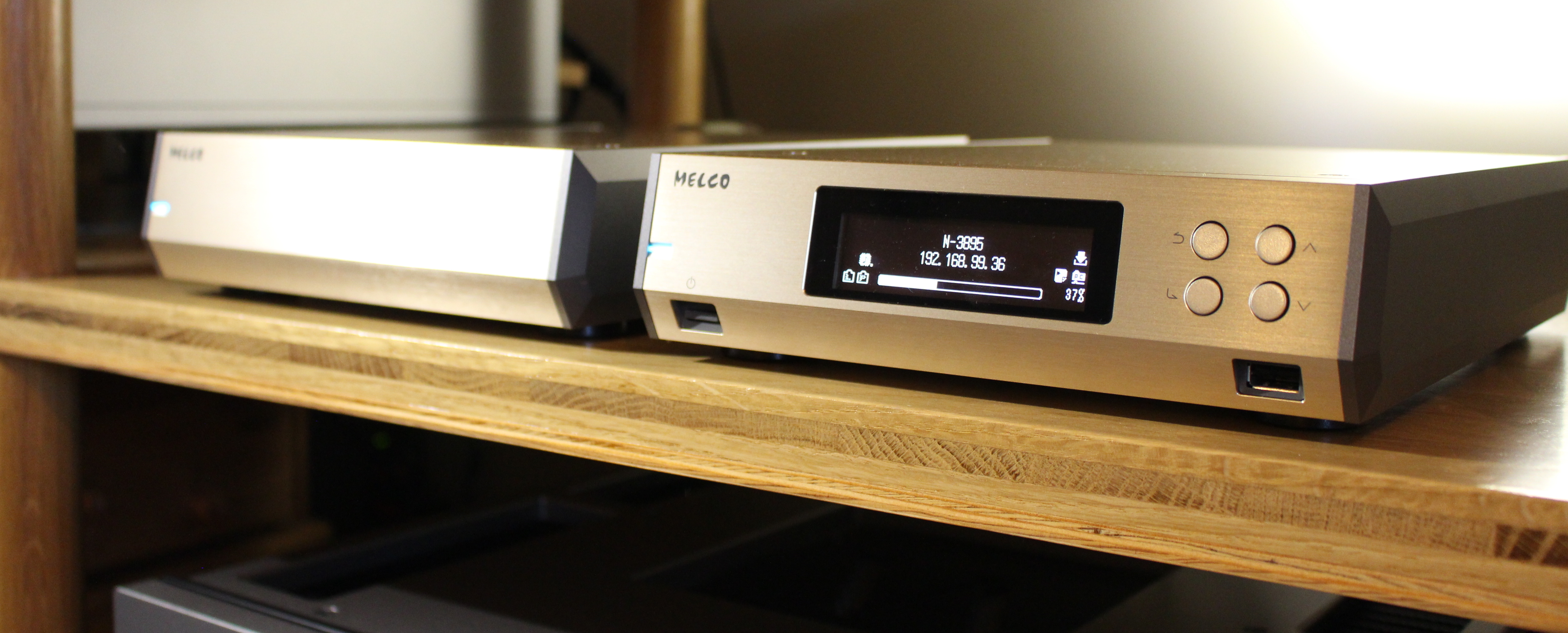Melco N10 45th Anniversary @ Audio Therapy