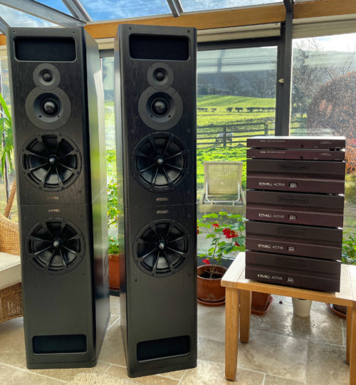 PMC MB2-XBD Active System @ Audio Therapy