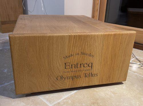 Entreq Olympus Tellus @ Audio Therapy