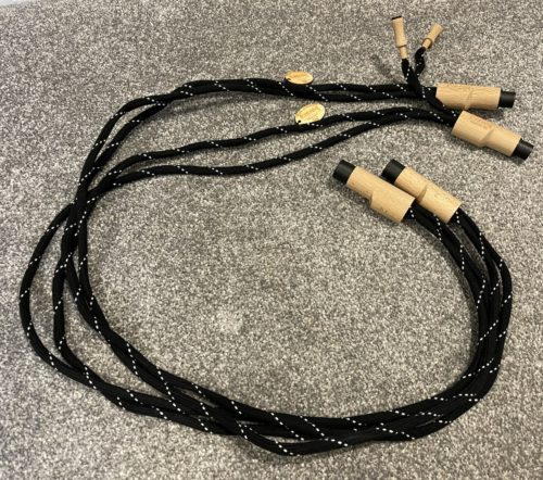 Entreq Discover SII XLR Interconnect @ Audio Therapy