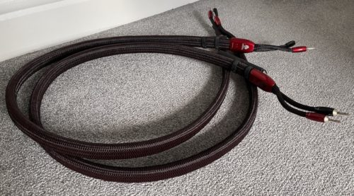 Audioquest Redwood Speaker Cable @ Audio Therapy
