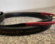 Tellurium Q Black Speaker Cable @ Audio Therapy