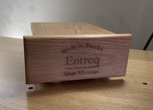 Entreq Silver Minimus Ground Box @ Audio Therapy