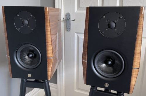 Gold Note A3 EVO Loudspeakers @ Audio Therapy