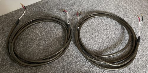 Chord Epic Twin Speaker Cable @ Audio Therapy